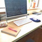 フリーライターである私は快適で格安な仕事机を使っています