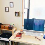 フリーライターの仕事部屋*使ってるアイテムをご紹介します!